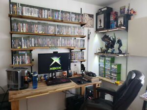 collection de jeux video a vendre
