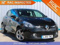 Renault Clio 1.1 Dynamique Medianav 2015 (15) • from £30.22 pw