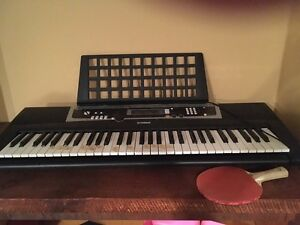 Used Yamaha keyboard in excellent condition  Kawartha Lakes Peterborough Area image 1