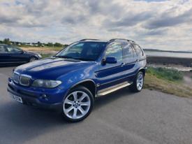 BMW X5 LeMans Blue 2006