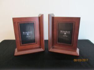 Photo Frames Bookends