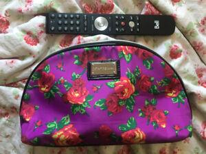 Kate Spade, Betsey Johnson make-up cases