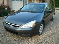 2006 HONDA ACCORD LOADED EXCELLENT CONDITION