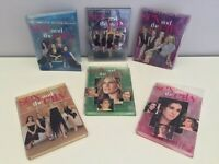 Sex and the City Seasons 1-4 & 6 (part 1&2) DVDs