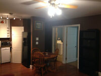 One bedroom house apartment for rent available December 1st
