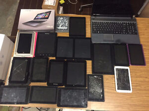 **Broken Phones/tablets laying around collecting dust?**