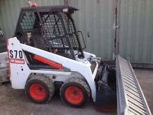 bobcat hire $75 per hr with driver Brisbane City Brisbane North West Preview
