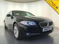 2012 BMW 520D SE DIESEL 4 DOOR SALOON BMW SERVICE HISTORY FINANCE PX WELCOME