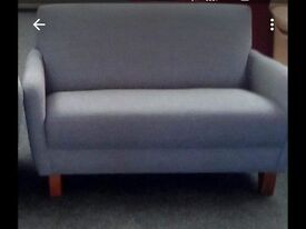 New marks and spencer cuddle sofa in grey