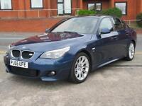 55 BMW 520d M SPORT 5 SERIES M SPORT 2.0TD 2005 NEW SHAPE E60 TURBO DIESEL