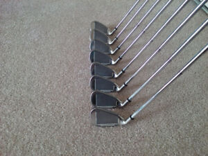 Callaway VFT Irons 3-PW Steel Shafts in Pristine Condition
