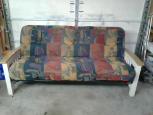 Nice futon couch