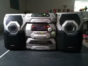 Panasonic, CD Stereo system