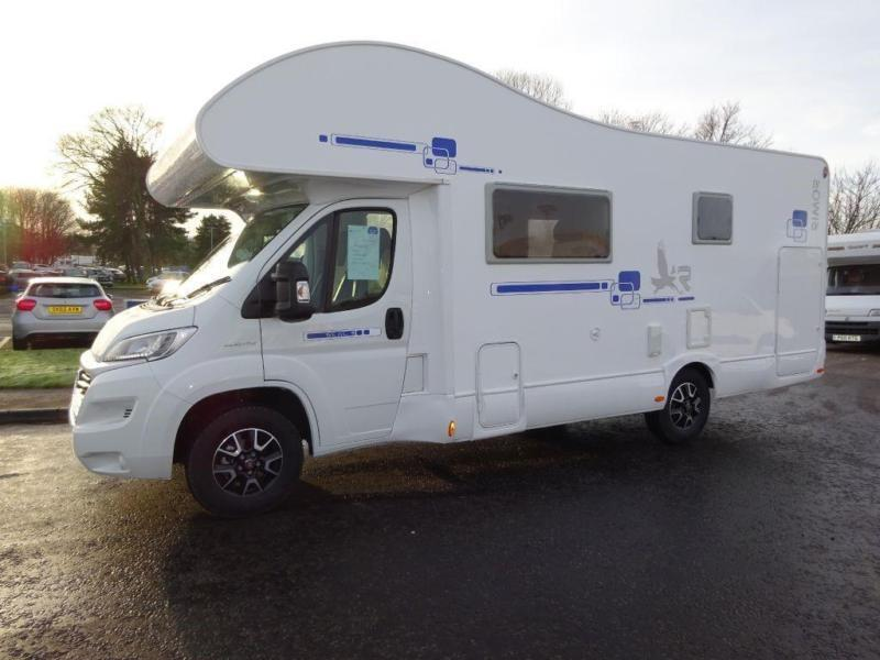 Fiat Ducato Rimor Seal 9 Plus New Motorhome In Perth