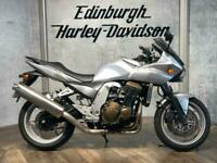 KAWASAKI Z750s ZR750-K6F. Well cared for with low miles great value !