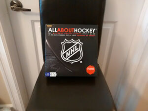 All About Hockey - The NHL Trivia Board Game - Brand New