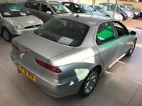 2002 Alfa Romeo 156 Long Mot 06/2018 - FULL SERVICE HISTORY - CAM BELT DONE