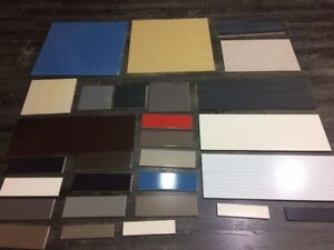 """Clearance tiles """"Everything Must Go Just $1.00 SF"""""""