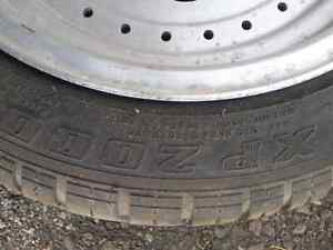 Set of 4, 15 inch tires and rims Stratford Kitchener Area image 4