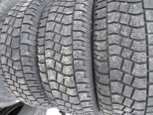 3 p245/70r17 avalanche xtreme winter tires by cooper 2457017