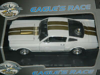 Eagle's Race 1:18 Scale 1965 & 1966 Ford Mustang Diecast Cars