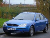 FORD MONDEO 2.0DI LX, DIESEL, 3 OWNERS,MOT END JULY 2017,EXCELLENT DRIVE