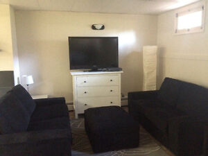 Clean Basement Suite near Harditsy, Ab