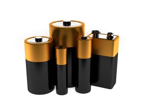 Wie sind Einweg-Batterien gegen Auslaufen geschützt?