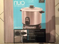 Nuo Rice Cooker 1.8l capacity