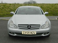2009 (59) MERCEDES-BENZ CLS350 3.0CDi 7G-Tronic 350 FACELIT MODEL // HUGE SPEC