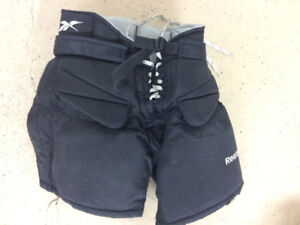 Multiple Goalie Items - Jock, Pants and Sticks - $20 each / FREE