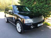 2007 RANGE ROVER 4.2 V8 SUPERCHARGED VOGUE SE AUTOMATIC 4X4