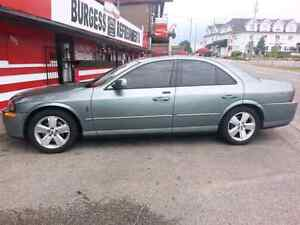 Lincoln ls 2004 fully loaded