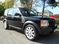 LAND ROVER DISCOVERY 3 2.7 TD 2005 7 SEATER COMPLETE WITH M.O.T HPI CLEAR INC