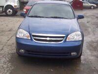 2007 Chevrolet Optra LS
