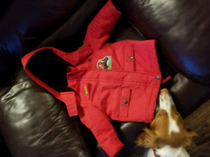 Euc cars winter coat 12-18 months