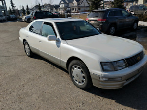 1996 toyota celsior/lexus ls400 with sound system