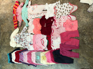 35pc Baby Girl Bundle