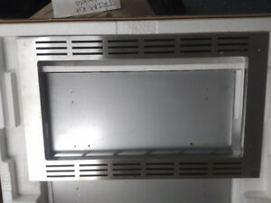 "27"" Panasonic Microwave Trim Kit For Sale"