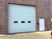 2,050 sq. ft. Warehouse Space FOR LEASE
