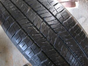 4- p205/60r16  Yokohama  a/s  tires (  75%  thread )