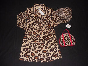 New with tags Gymboree Trench Coat (5-6) 3 piece set