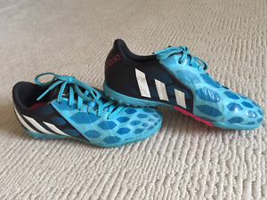 Adidas F50 Adizero Leo Messi Junior Soccer Shoes - Size 2