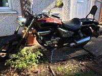 Daelim vee 125cc -- swaps ---