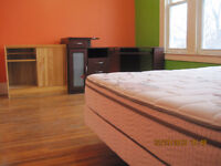 Clean Rooms available for sep 1(students only) in this 4 bedroom