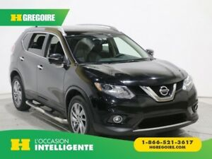2015 Nissan Rogue SL AWD AC GR ELECT MAGS CUIR BLUETOOTH TOIT PA