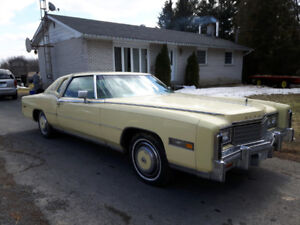 Cadillac Great Selection Of Classic Retro Drag And Muscle Cars