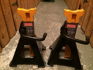 Craftsman 4 Ton Jack Stands