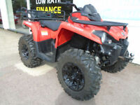 Can-Am Outlander L Quad Bike 2018 4x4 Only 27hrs use P/X Swap