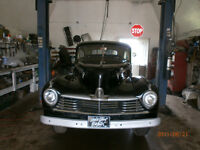 1947 Hudson - 5 DAYS TO SELL!!